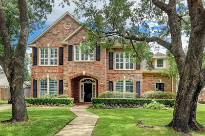 Bunker Hill Village Single Family Home For Sale: 258 Plantation Road