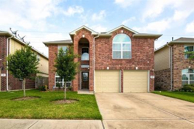 Missouri City Single Family Home For Sale: 1410 Daffodil Road