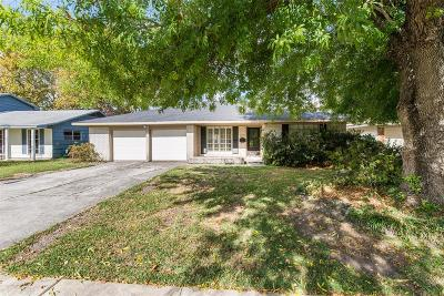 Bellaire Single Family Home For Sale: 4506 Mimosa Drive