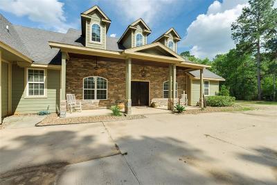 Magnolia Single Family Home For Sale: 34167 Bar R Boulevard
