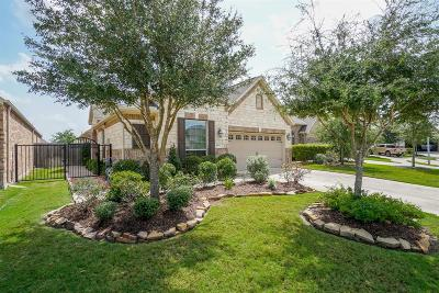 Katy TX Single Family Home For Sale: $305,000