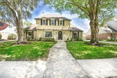 Houston Single Family Home For Sale: 1639 Fall Valley Drive