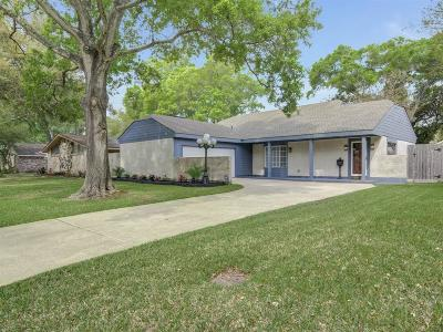 Galveston County, Harris County Single Family Home For Sale: 1527 Saxony Lane