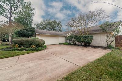 Houston Single Family Home For Sale: 15707 Mesa Verde Drive