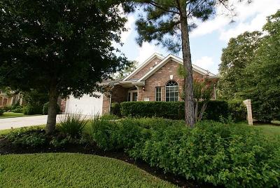 Spring Single Family Home For Sale: 30527 Riverstone Springs Drive