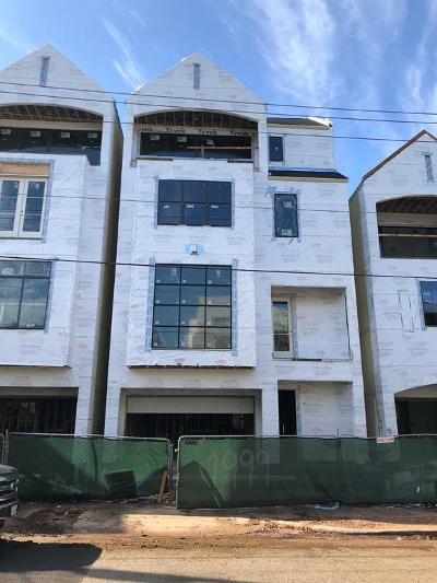 Houston TX Single Family Home For Sale: $894,900