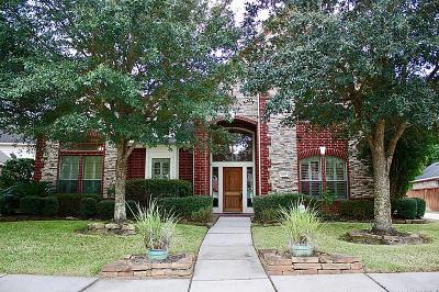 Humble Single Family Home For Sale: 7706 Creek Water Lane