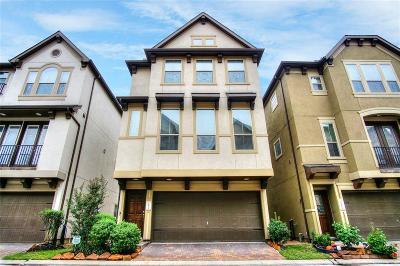 Houston Single Family Home For Sale: 10016 Spring Shadows Park Circle