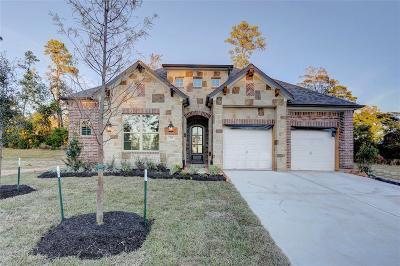 Conroe Single Family Home For Sale: 371 Black Walnut