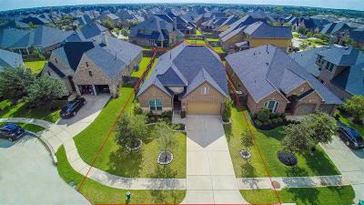 Fort Bend County Single Family Home For Sale: 2815 Frasier Knolls Court