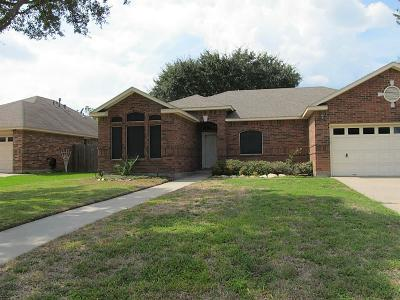 Sealy Single Family Home For Sale: 1201 Shadowlake Drive