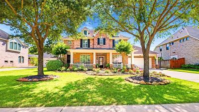 Katy Single Family Home For Sale: 1310 Wildwood Lane