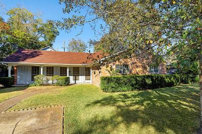 Houston Single Family Home For Sale: 5206 S Jason Street