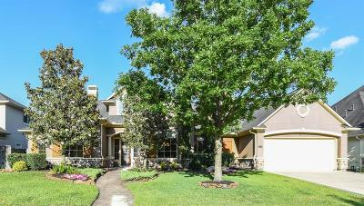 Katy Single Family Home For Sale: 4515 Candlewood Park Lane