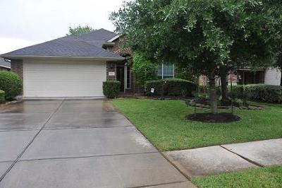 Humble Single Family Home For Sale: 11815 Manasses Springs Lane