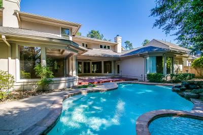 The Woodlands Single Family Home For Sale: 19 Lyric Arbor Circle
