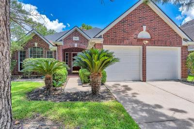 Cinco Ranch Single Family Home For Sale: 3515 Brinton Trails Lane