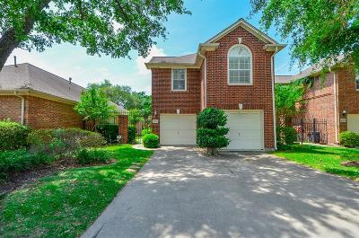 Houston Single Family Home For Sale: 1235 Anderson Street