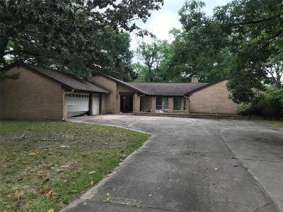 Conroe Single Family Home For Sale: 568 Roanoke Drive