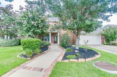 Tomball Single Family Home For Sale: 18614 Oxenberg Manor Lane