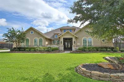 Cypress Single Family Home For Sale: 17810 Fairhaven Gateway Drive