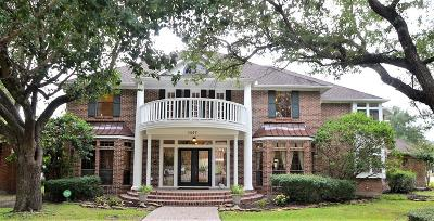 Katy Single Family Home For Sale: 1407 Mission Springs Drive