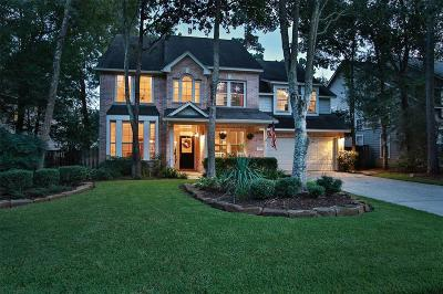 The Woodlands Single Family Home For Sale: 15 Fortuneberry Place