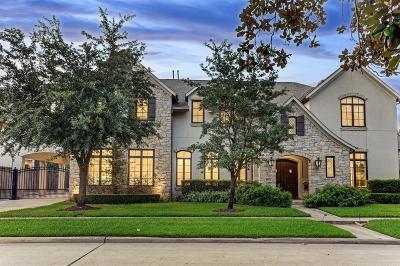 West University Place Single Family Home For Sale: 2914 Cason Street