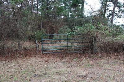Waller Farm & Ranch For Sale: Lot 8 Jeff Smith Road