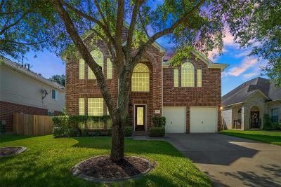 Cinco Ranch Single Family Home For Sale: 6307 Piedra Negras Court