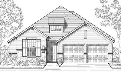 Katy Single Family Home For Sale: 2607 Country Lane