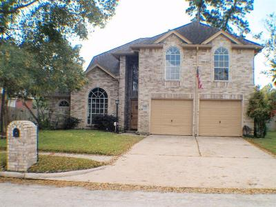 Spring Single Family Home For Sale: 29811 Sparkling Creek Drive