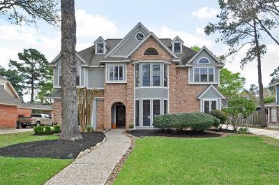 Kingwood Single Family Home For Sale: 5622 Spring Lodge Drive