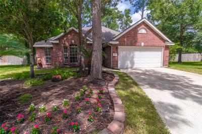 The Woodlands Single Family Home For Sale: 35 Teakwood Place