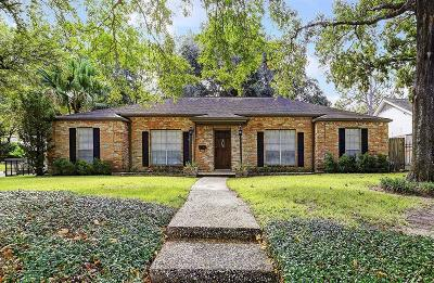 Houston Single Family Home For Sale: 10003 Briar Forest Drive