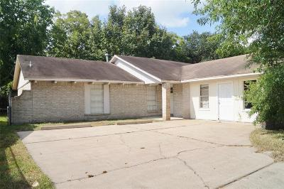 Houston Single Family Home For Sale: 3618 Anice Street