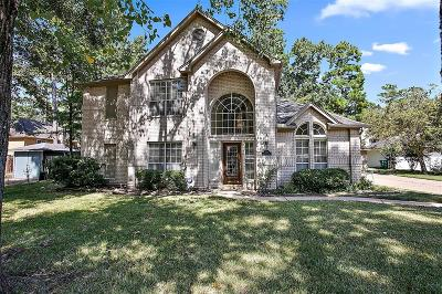 Conroe Single Family Home For Sale: 501 Stephen F Austin Drive