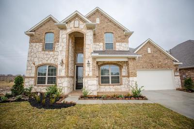 Rosenberg Single Family Home For Sale: 1915 Windmill Ridge Lane