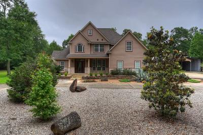 Magnolia Single Family Home For Sale: 40902 Mill Creek Road