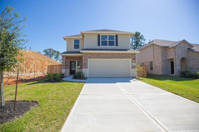 Porter Single Family Home For Sale: 6068 Oakland Bluff Lane