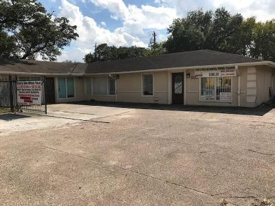 Houston Single Family Home For Sale: 501 W Gulf Bank Road