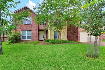 Magnolia Single Family Home For Sale: 6906 Grant Drive