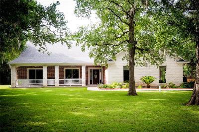 Wharton County Country Home/Acreage For Sale: 349 Valli Road Road