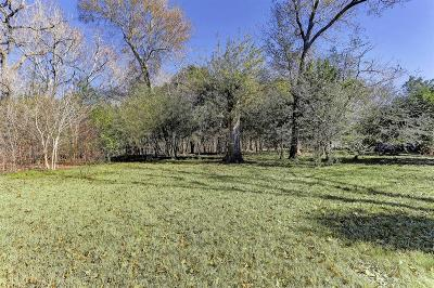 Houston Residential Lots & Land For Sale: Blue Willow Drive
