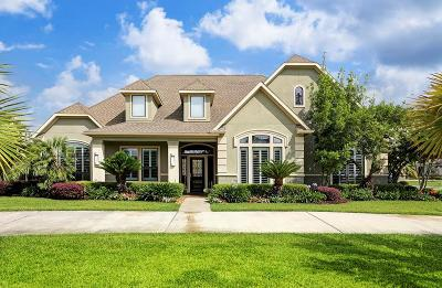 Katy Single Family Home For Sale: 24802 Boulder Lakes Court