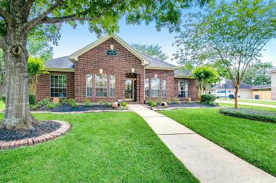 Friendswood Single Family Home For Sale: 1602 Keystone Drive