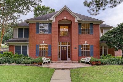 Houston TX Single Family Home For Sale: $367,900