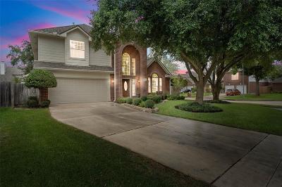Stafford Single Family Home For Sale: 523 N Marathon Way