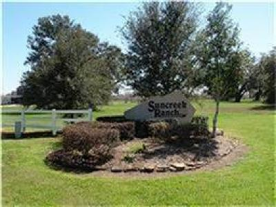Pearland TX Residential Lots & Land For Sale: $72,900
