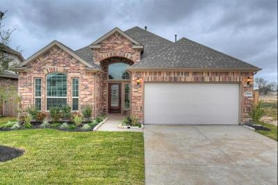 Richmond Single Family Home For Sale: 17219 Iver Ironwood Trail